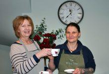 Photo of Former teachers will take you back in time with new vintage tea room in Burton Joyce