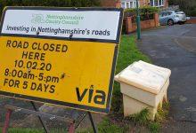 Photo of Road in Carlton to be resurfaced after driving Gedling Eye reader potty