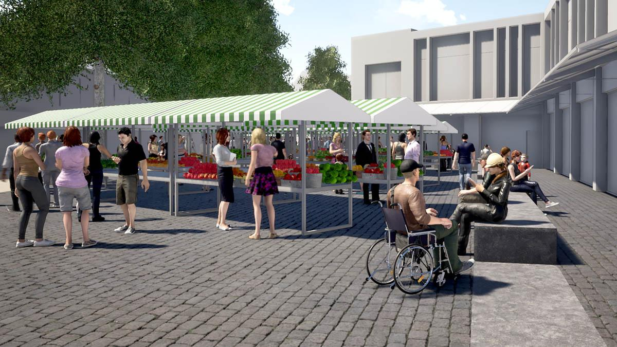 Gedling Borough Council launch consultation over new multi-million pound revamp of Arnold Market