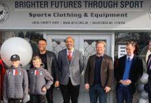 Photo of New sportswear shop which raises funds for schools charity opens its doors in Netherfield