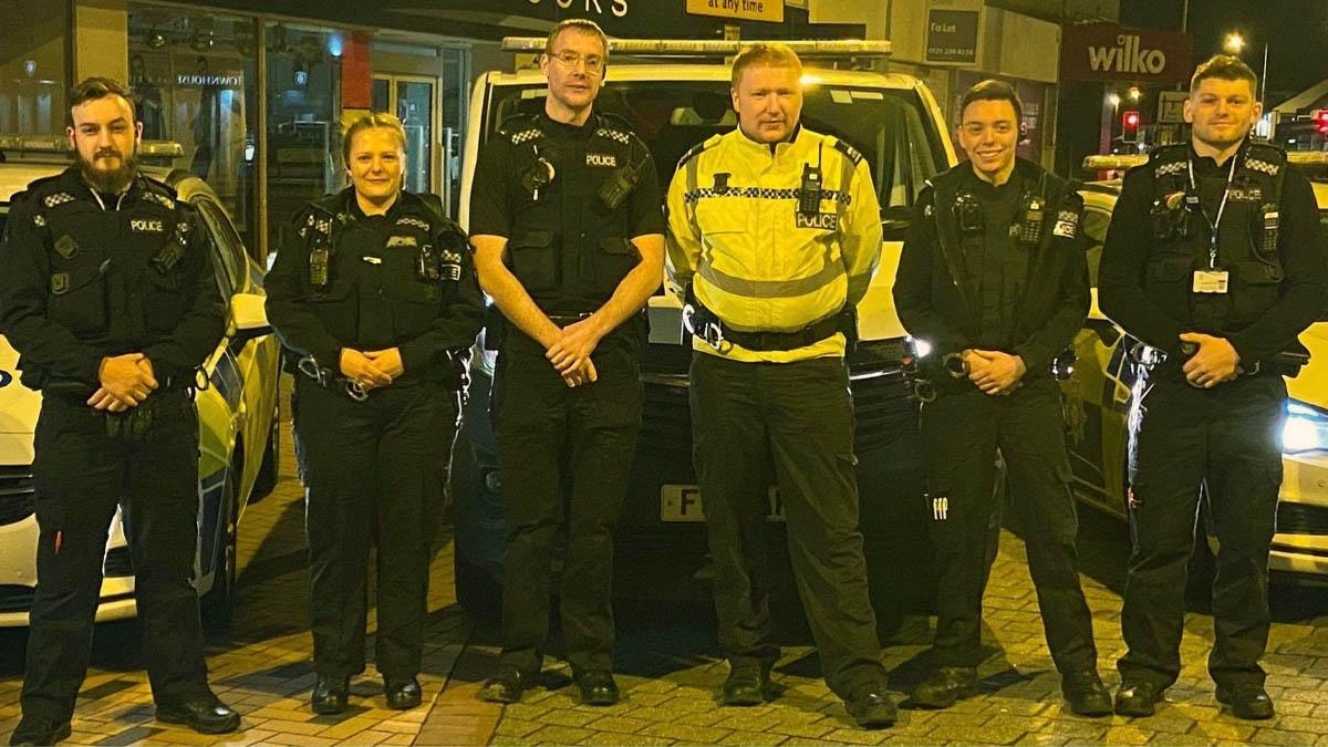 Vehicles seized during busy overnight operation involving cops in Gedling