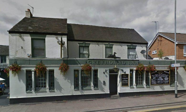 The Greyhound Inn Arnold