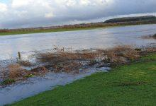 Photo of Flood warnings for Stoke Bardolph after Storm Dennis