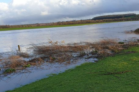 Flood alert in place along River Trent in Gedling borough