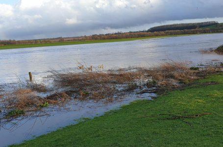 Flood alert in place along River Trent in Gedling borough
