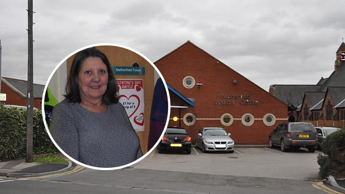 Tina Simpson and Netherfield Medical Centre
