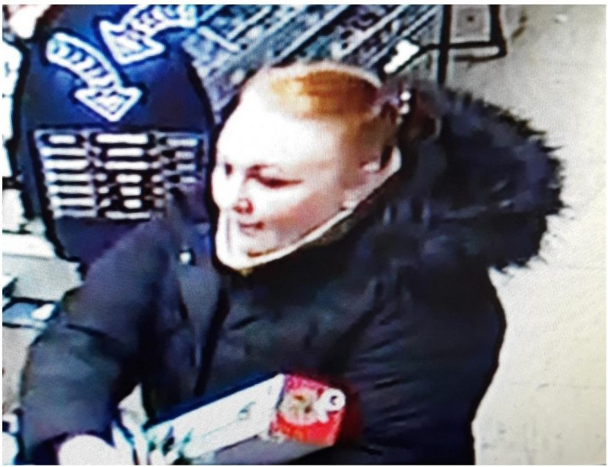 Police release CCTV image after theft from Arnold newsagents