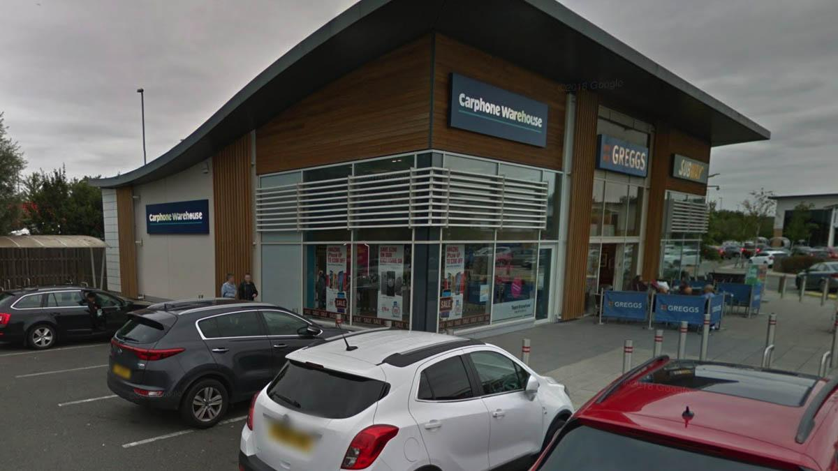 Carphone Warehouse store in Netherfield to close in April