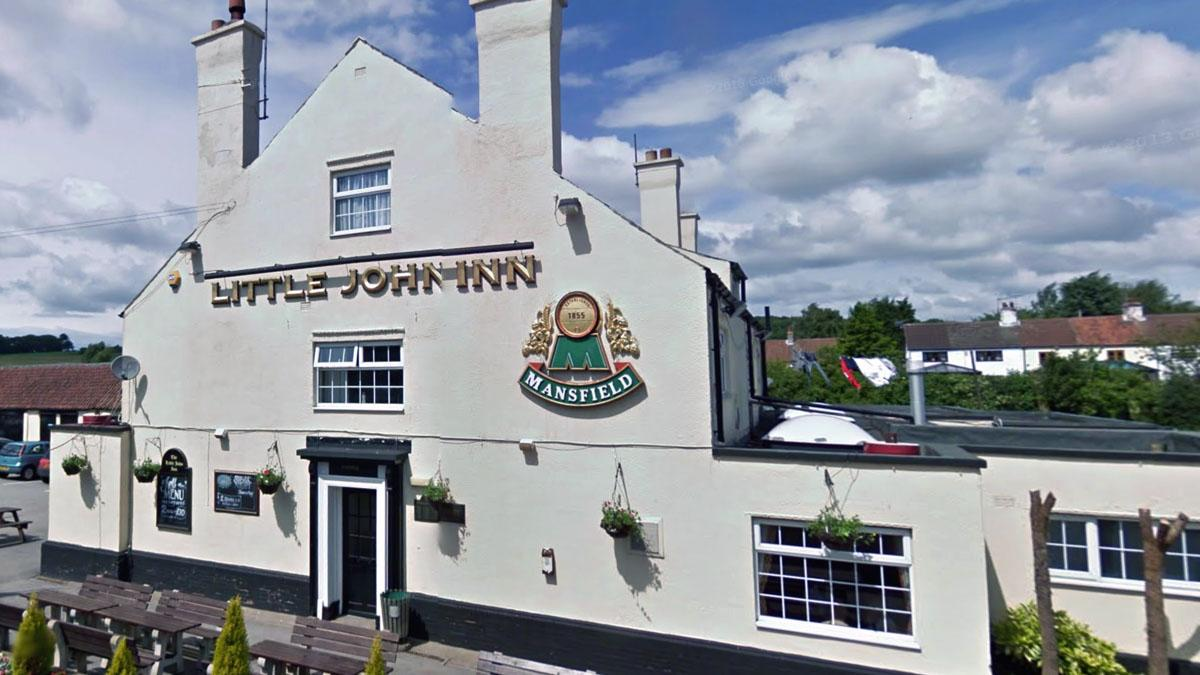 Man charged with burglary at pub in Ravenshead