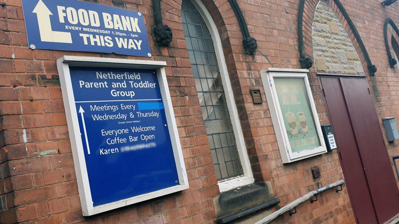Netherfield Food Bank