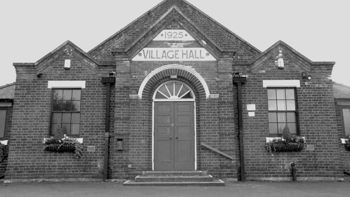Burton Joyce Village Hall was unusual choice of venue for pioneering broadcast in the early days of BBC local radio