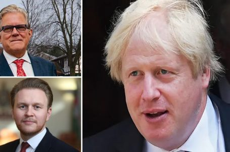 Council leaders John Clarke and Michael Payne have written to Prime Minister Boris Johnson