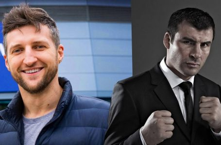 Colwick-born boxer Carl Froch taunts Joe Calzaghe and calls on him to come out of retirement for fight in 2020