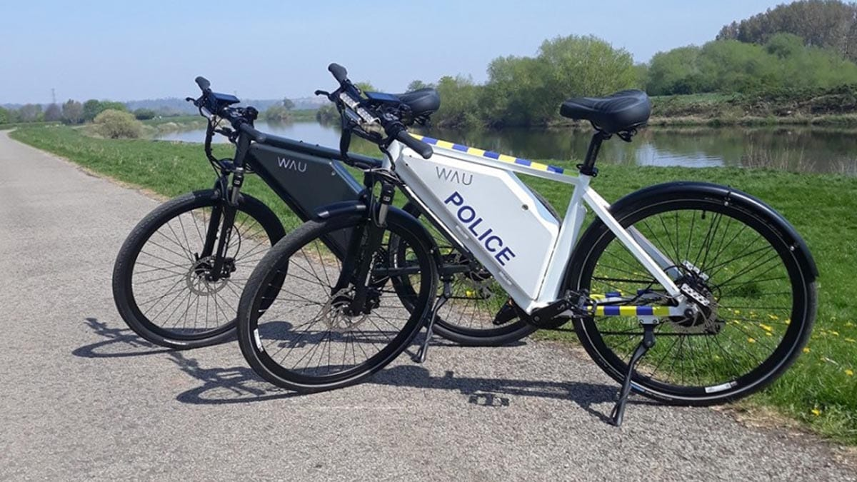 New electric bikes to help police in Gedling cover more ground in fight against crime