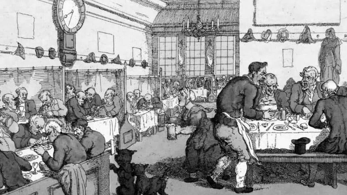 tavern 18th century