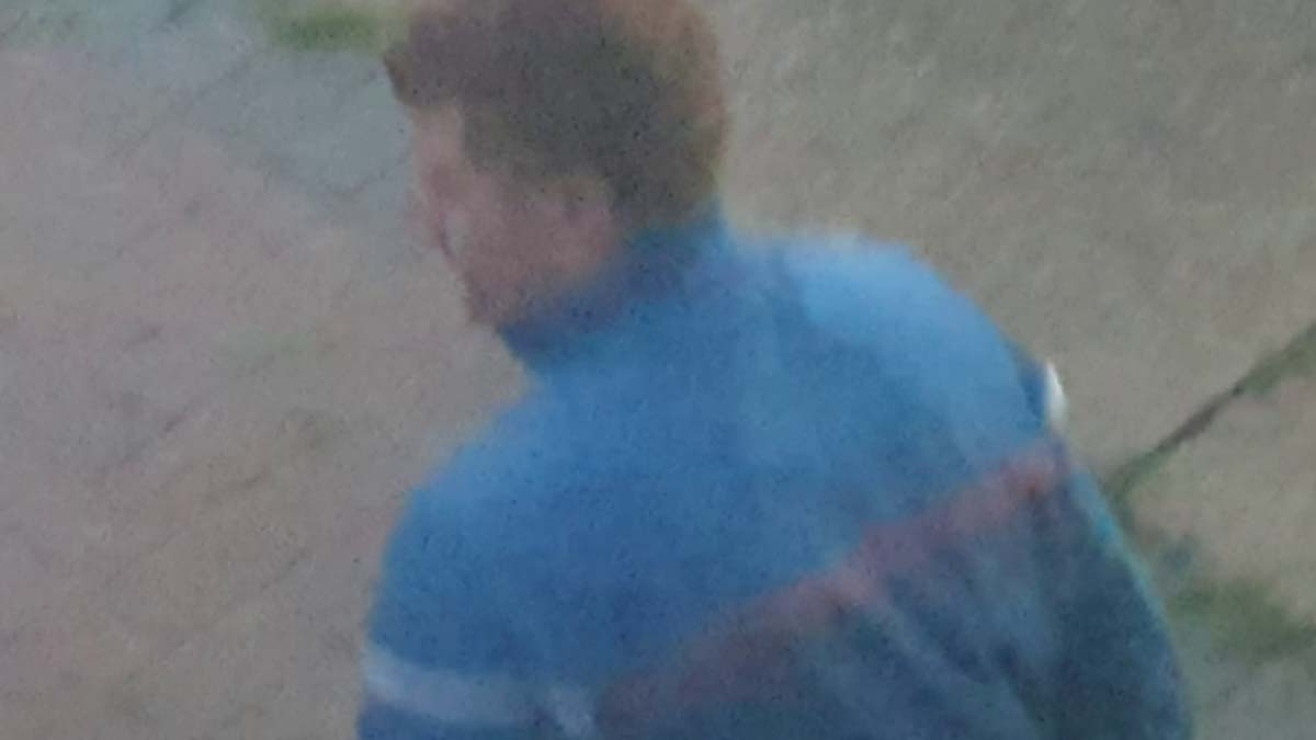 Police release image of man they want to speak to following criminal damage and aggravated burglary in Arnold