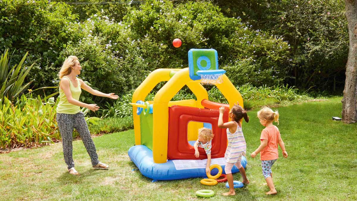 Lidl stores in Gedling borough launch new children's outdoor play range – including £35 bouncy castle