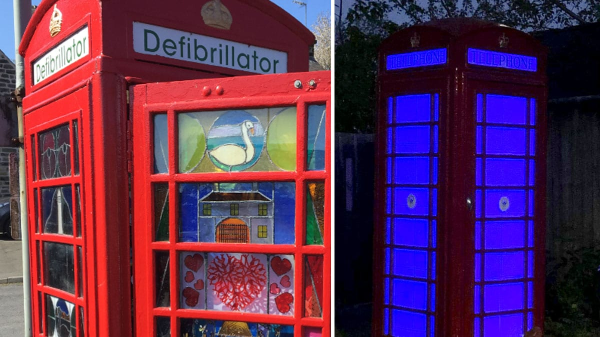 Villagers offered chance to adopt a Calverton red phone box for just £1