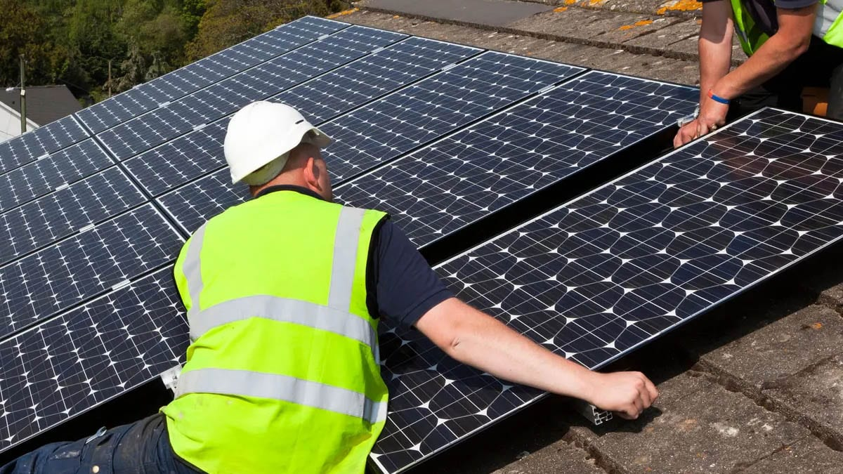 Borough residents urged to be wary of cold callers offering to sell solar panels and carry out inspections