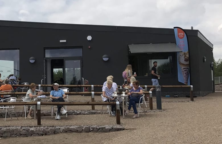 Café 1899 will reopen tomorrow at Gedling Country Park