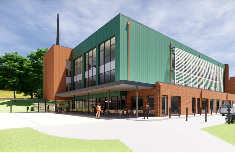 Work on new £18.5m emergency services headquarters in Arnold to begin next month