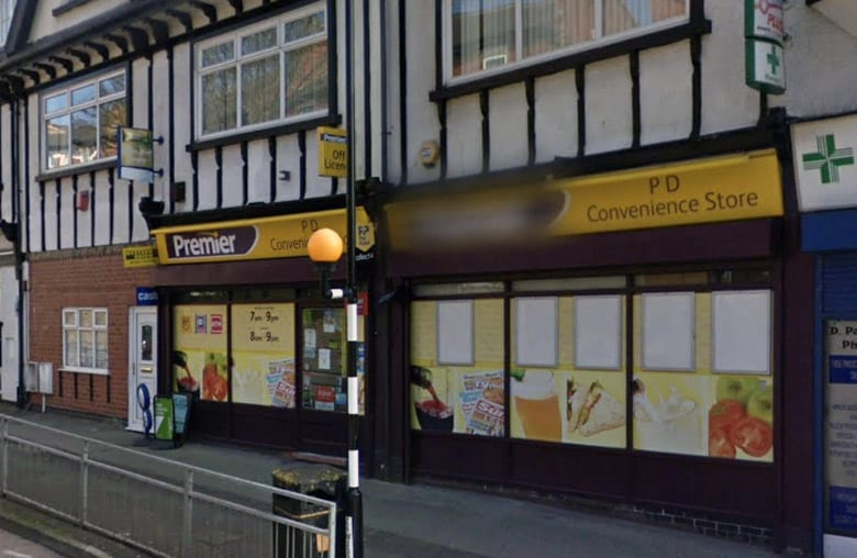 Arrests made after £2,800 worth of cigarettes stolen from delivery van outside Mapperley store