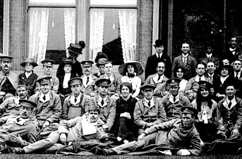 Meet The Godfreys: 'Oh, this war!' – Carlton zeppelin bombing blitz chronicled in John's wartime diaries