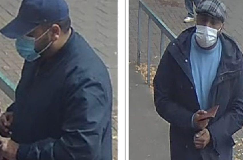 Help police find these men after 'brazen' thieves target elderly women at cash machine in Mapperley