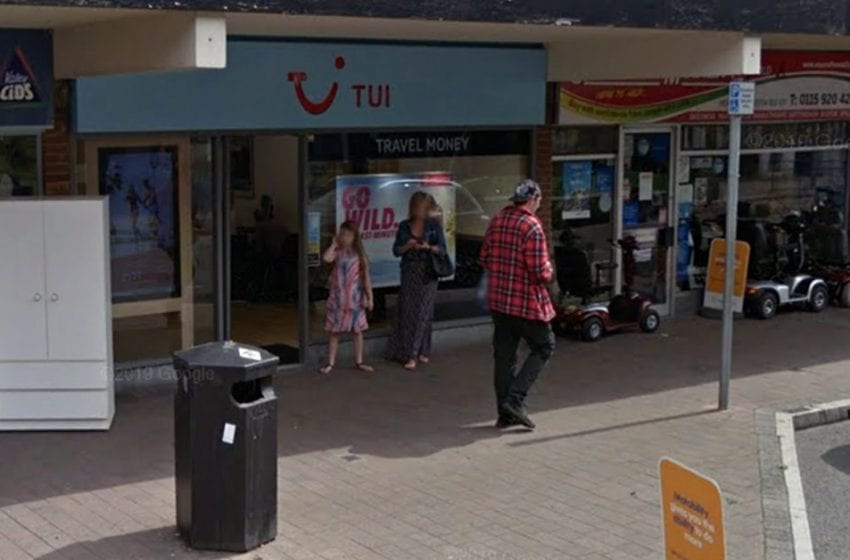 Future of Arnold travel agent uncertain under TUI plans to axe 166 stores