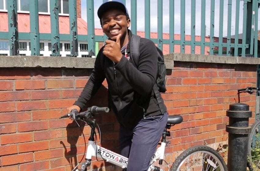Offers flood in of help to replace bike stolen from NHS worker in Arnold