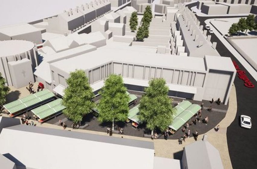 £4 million upgrade for Arnold Market approved