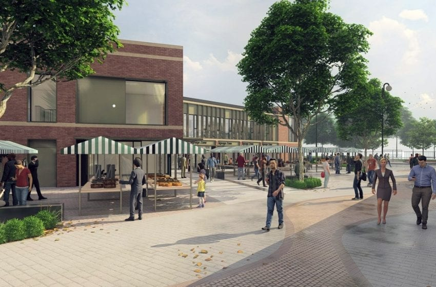 VIDEO: See how the revamped Arnold Market will look in this new flythrough video