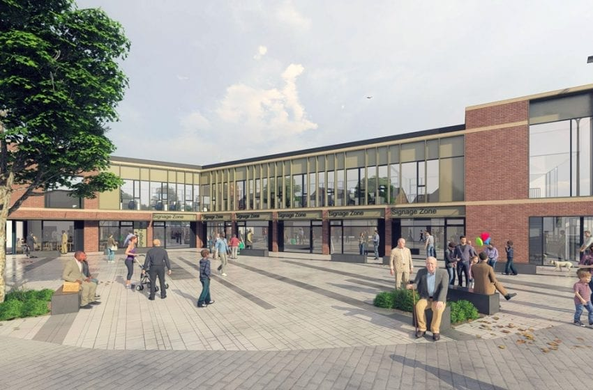 £4m Arnold Market revamp project will move to next phase after being approved by councillors