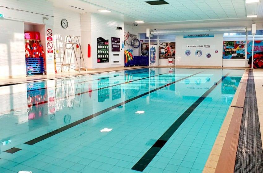 Calverton Leisure centre pool to reopen after £50k refurbishment