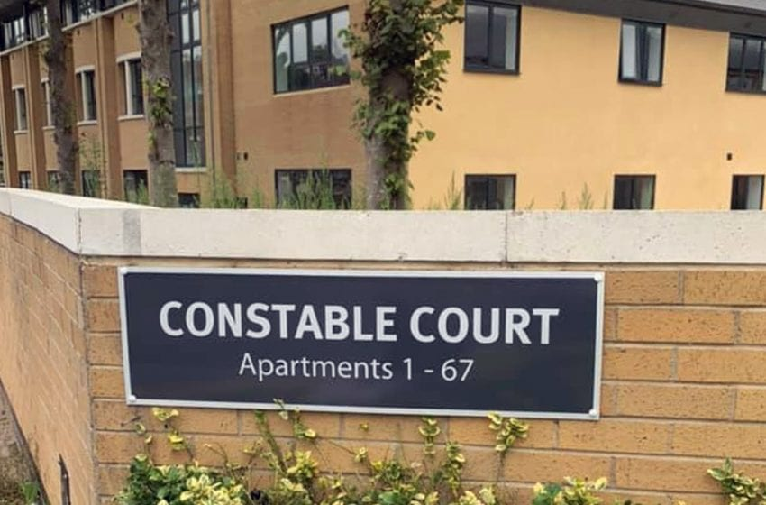 Perfectly named address for new apartment complex on former Carlton Police Station site raises a smile