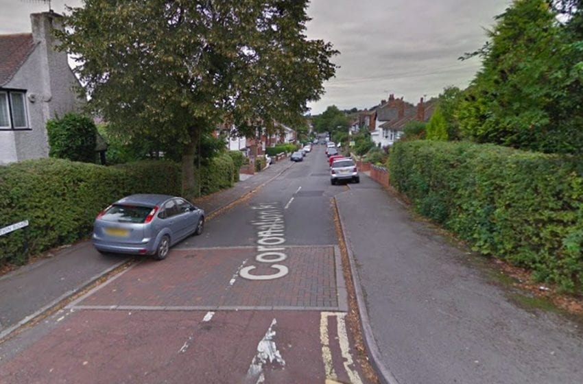 Man charged after theft from delivery driver in Woodthorpe