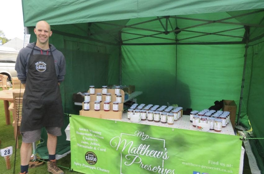 HOT FAVOURITE:  Calverton firm scoops Great Taste Award after wowing judges with spicy chutney