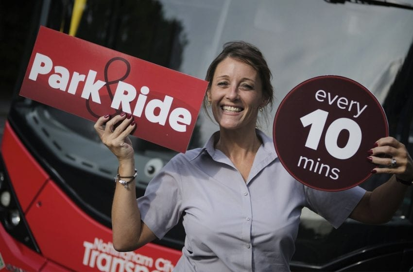 Red 44 Racecourse Park & Ride service will restart on Thursday