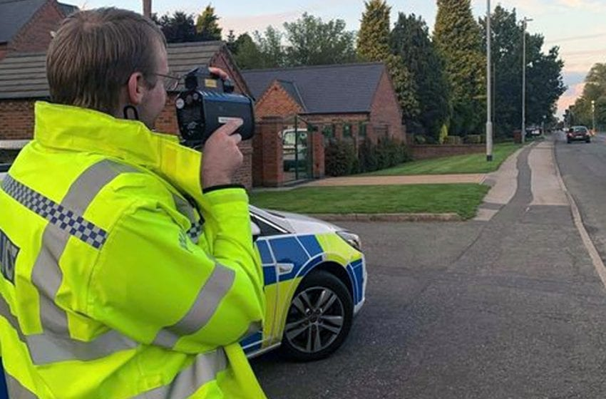 More than 20 drivers dealt with under road safety crackdown in Gedling borough