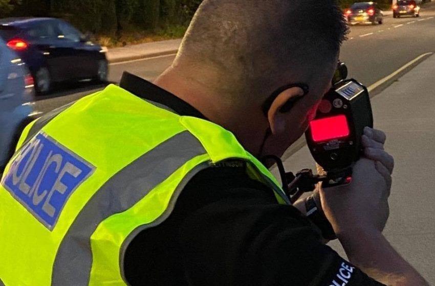 Police patrol puts brakes on speeding motorists in Arnold