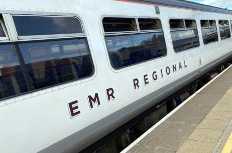 Changes made to borough train services as East Midlands Railway introduces temporary timetable