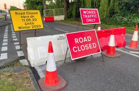 Night closures for section of A612 next week so new Gedling Access Road junction can be completed