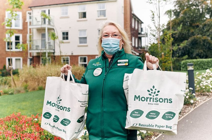 Morrisons now offering delivery service to self-isolating customers in Gedling borough