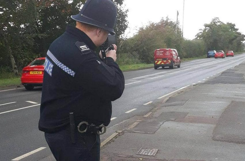 Speeding drivers dealt with during road safety crackdown in Burton Joyce and Ravenshead