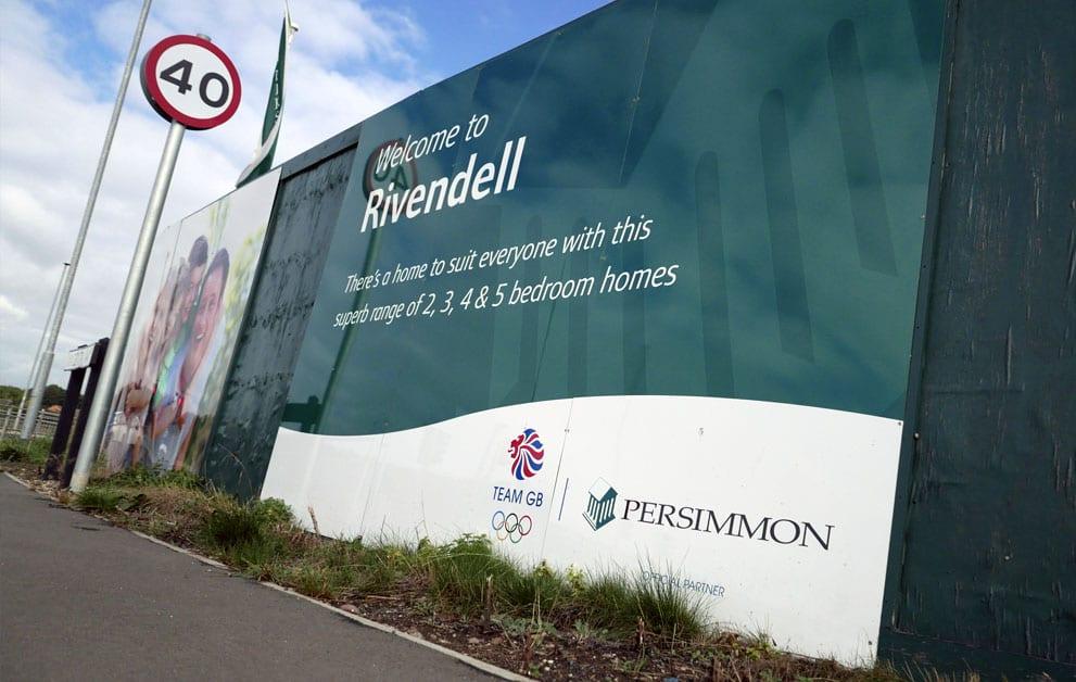 Rivendell sign