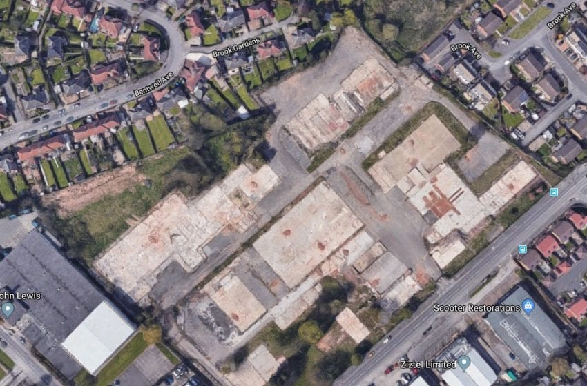 'Eyesore' site on Rolleston Drive in Arnold sold for reduced price to developers