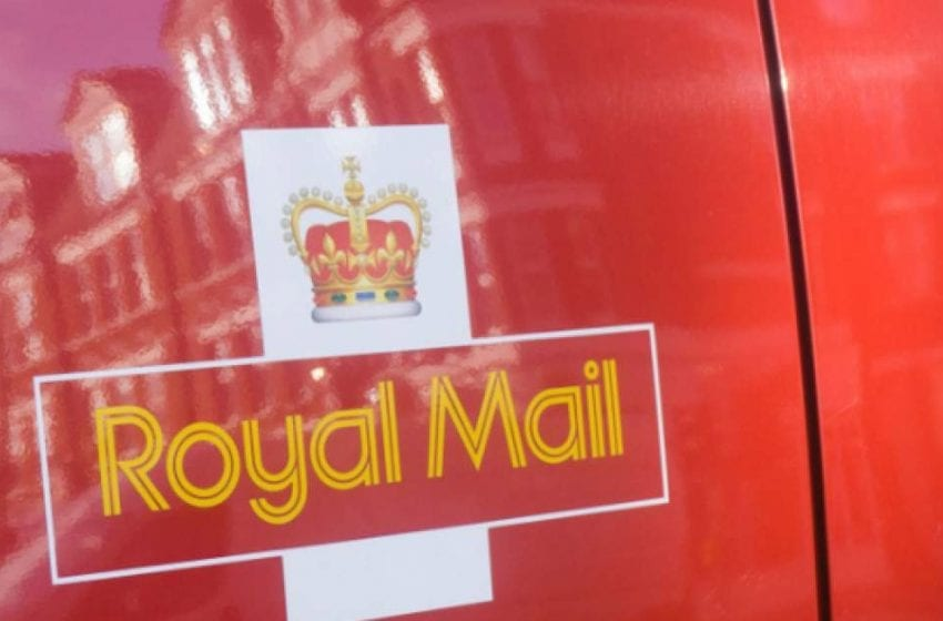 Royal Mail launches service to collect parcels from Gedling borough doorsteps