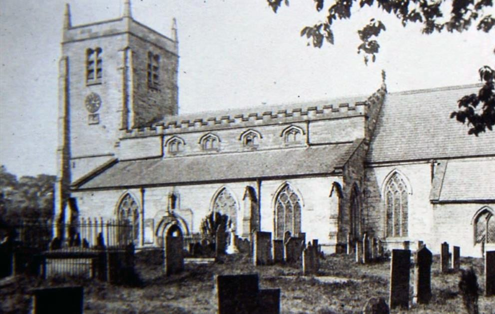 St Mary's Arnold