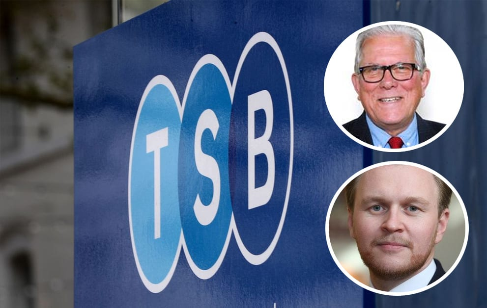 TSB reverse closure decision Gedling