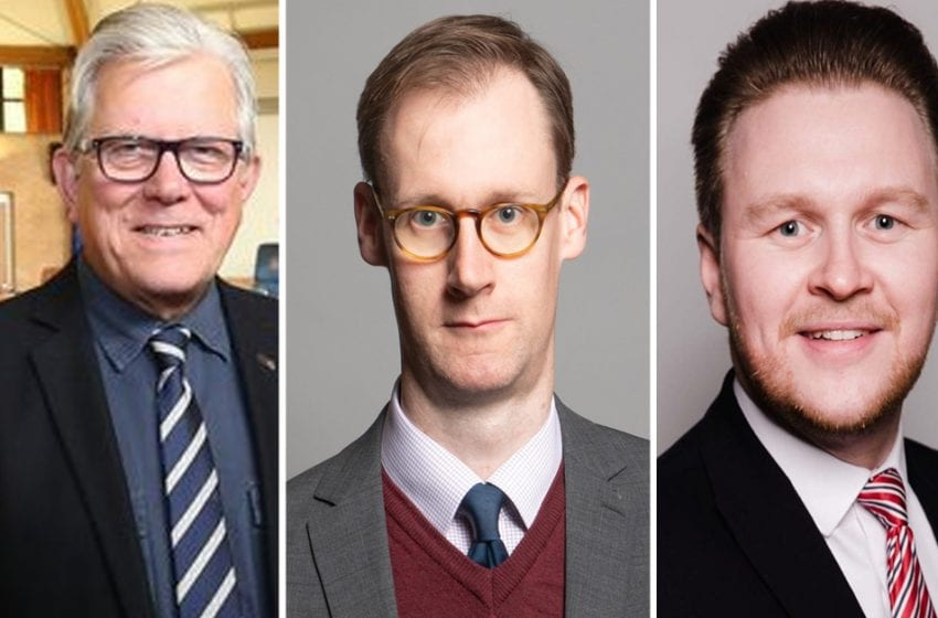 Political row erupts between Gedling councillors and MP over public sector pay freeze